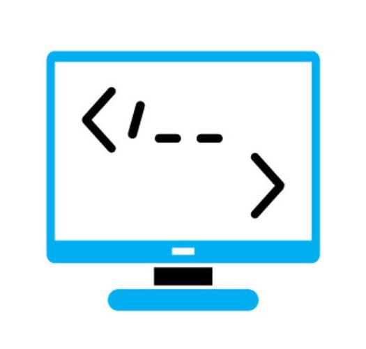24427480 – network icons set, vector set, blue color theme