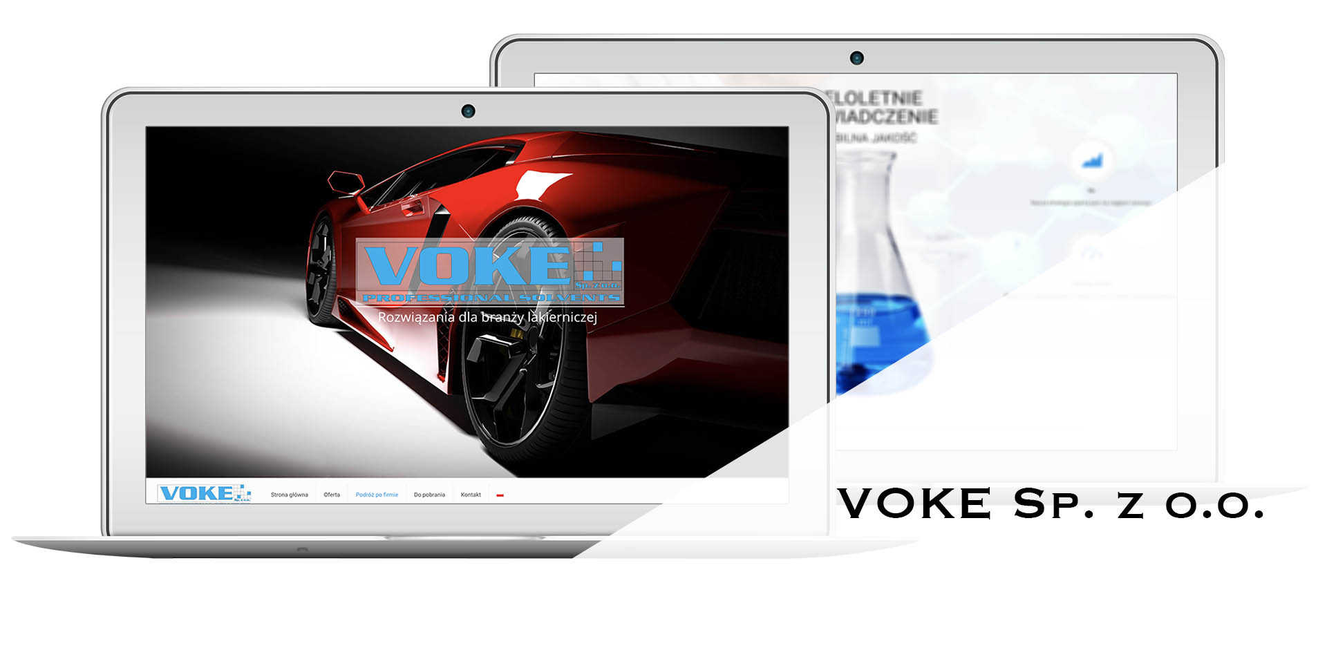 strona internetowe VOKE