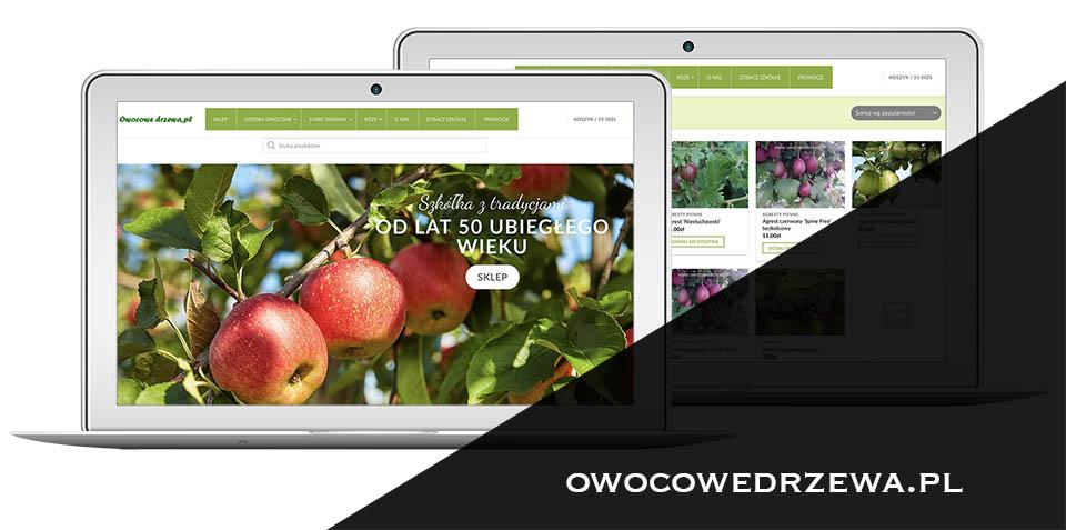 Sklep internetowy owocowedrzewa.pl