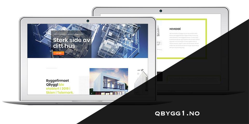 strona internetowa qbygg