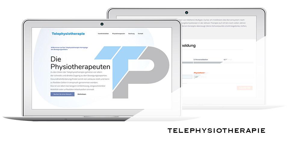 strona internetowa telephysiotherapie