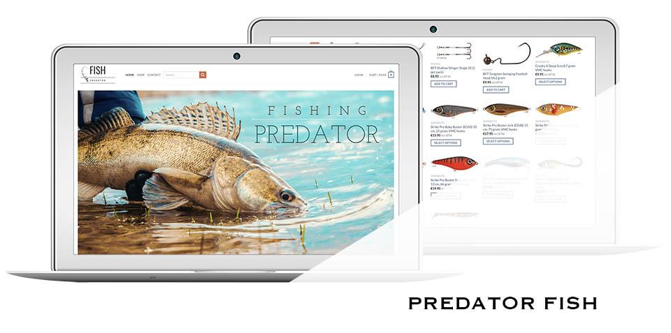 budowa sklepu internetowego predator fish